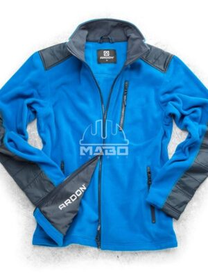 Bluza Fleece Albastra 4Tech