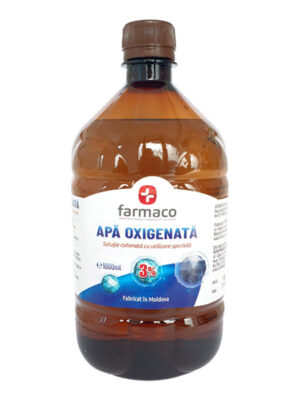 Apa Oxigenata 1000 ml Farmaco